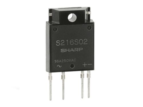 S216S02 Solid State Relay 16A/250VAC